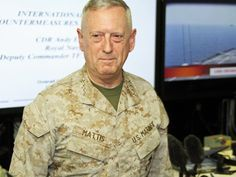 """Work A Room Like Badass 4-Star Marine General 'Mad Dog' Mattis -- A favorite quote may be this line he laid down during a meeting with Iraqi military officers in 2003 after sending tanks & artillery home: """"I come in peace,"""" he told them. """"I didn't bring artillery. But I'm pleading with you, with tears in my eyes: If you f*/k with me, I'll kill you all."""" & another rule drilled into Marines when they arrived in Iraq in 2003: """"Be polite, be professional, but have a plan to kill everybody you…"""