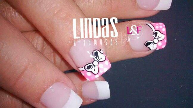 Nails L&F pink