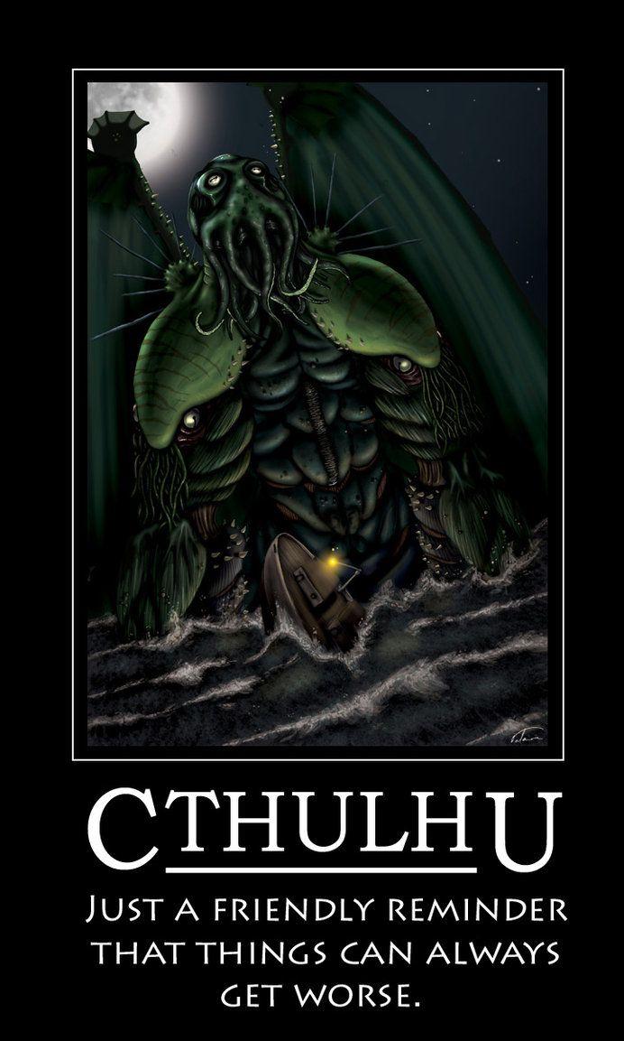 19 Best Lovecraft Mythos Memes Images On Pinterest