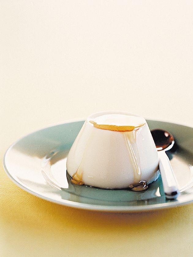 Hitaliye- هيطلية- Milk pudding- National Pudding Day