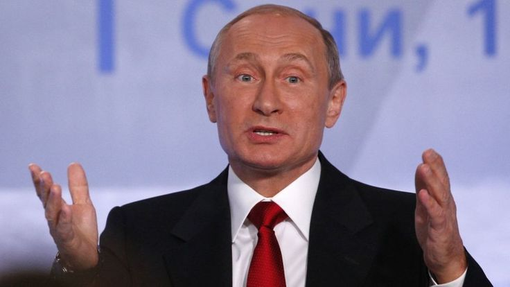 Islamic State: Putin says Assad 'could work with rebels against IS' - BBC News