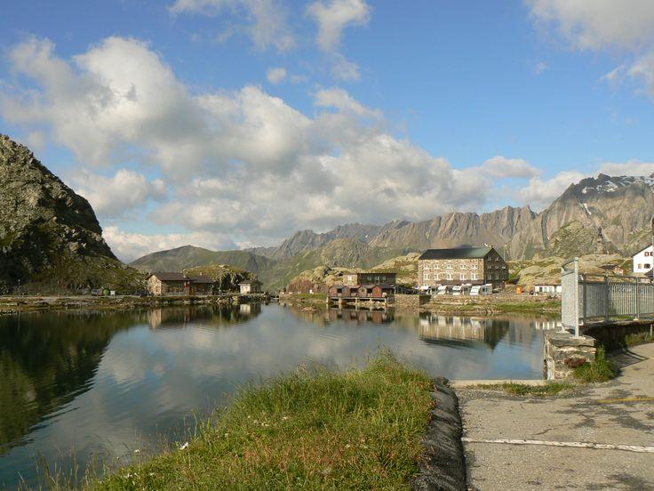 Passo del Gran San Bernardo (Svizzera)