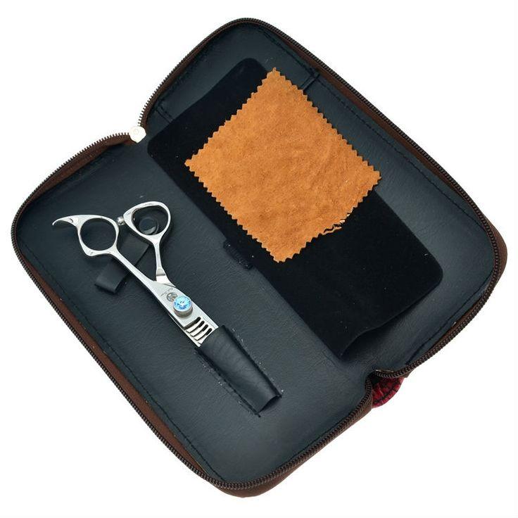 "21.12$  Buy here - http://ali05z.shopchina.info/1/go.php?t=32660559489 - ""6.0"""" Hair Thinning Scissors Salon Buckhorn Teeth Hair Shears Barber Hairdressing Scissors Styling Tools, LZS0315""  #magazine"