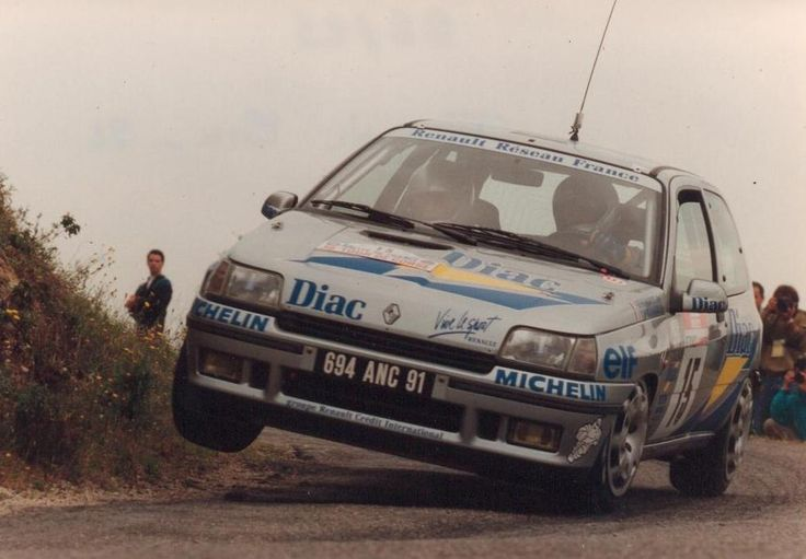 Clio Williams Gr A