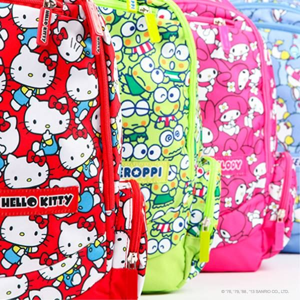 Busy #Sanrio character bags for busy people!