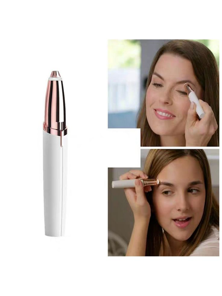 Mini Electric Eyebrow Trimmer  Price: 9.95 & FREE Shipping   #beauty