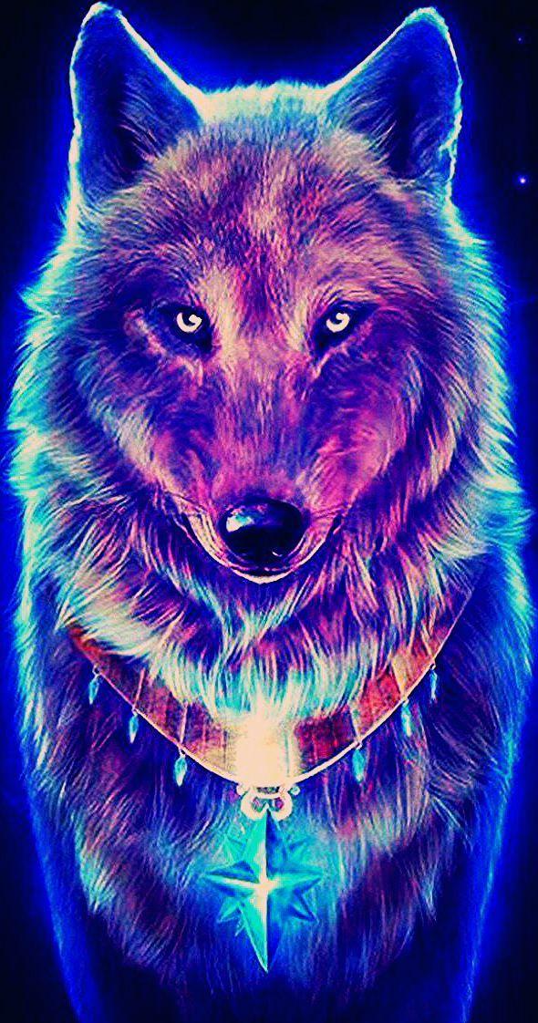 Pin On Wolf Art