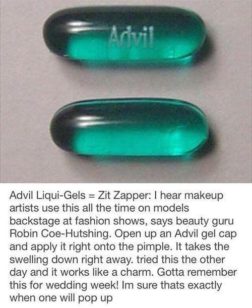 overnight acne treatments & hacks