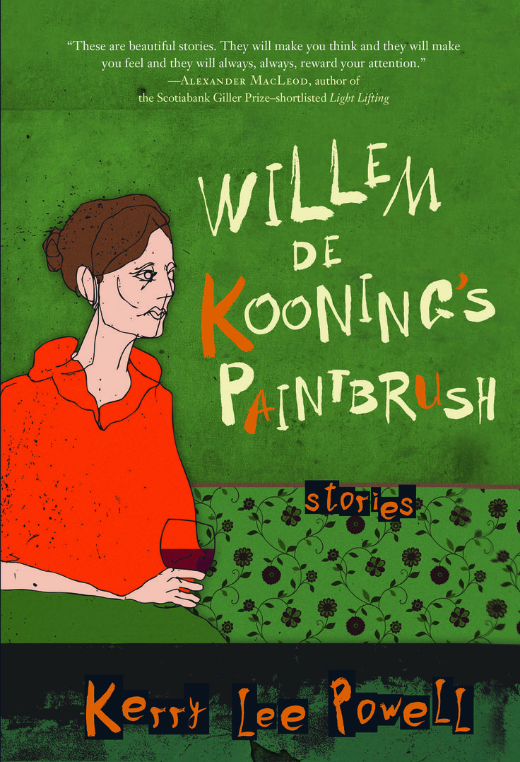 Willem De Kooning's Paintbrush, by Kerry Lee Powell (HarperAvenue) http://www.harpercollins.ca/9781443435772/willem-de-koonings-paintbrush