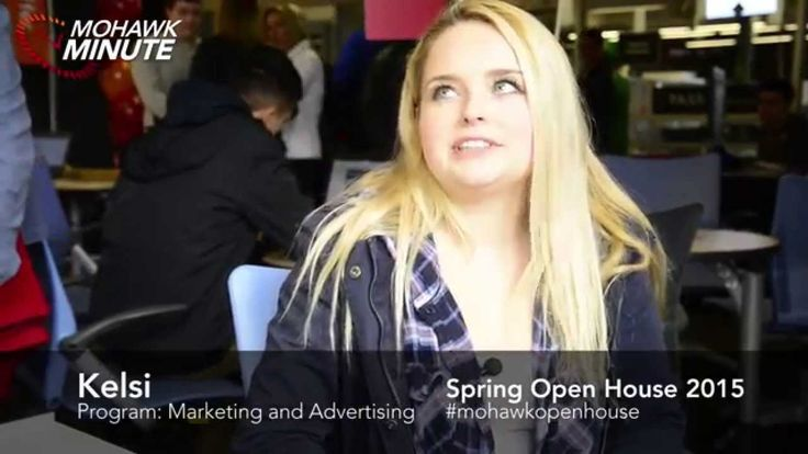 The #mohawkopenhouse Fennell Campus Open House Video. Why did you choose Mohawk?