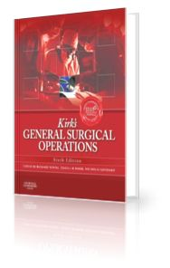 Kirk's General Surgical Operations 6th edition pdf download