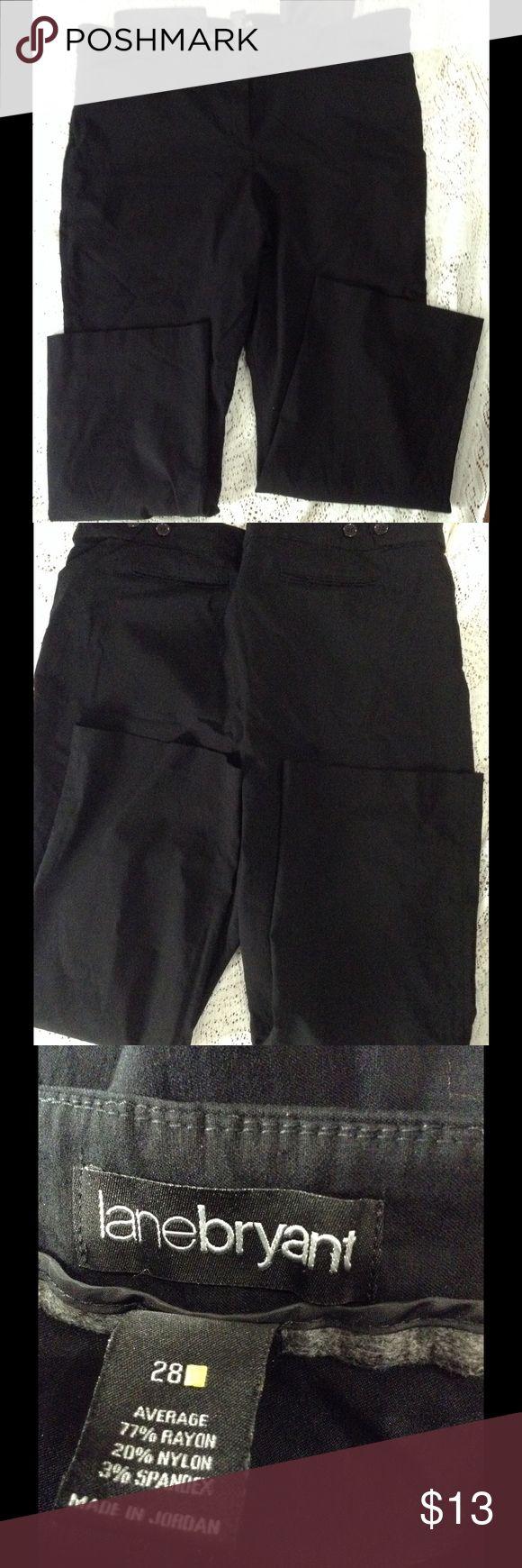 Lane Bryant Dress pants inseam 31 1/2 Lane Bryant Pants Trousers