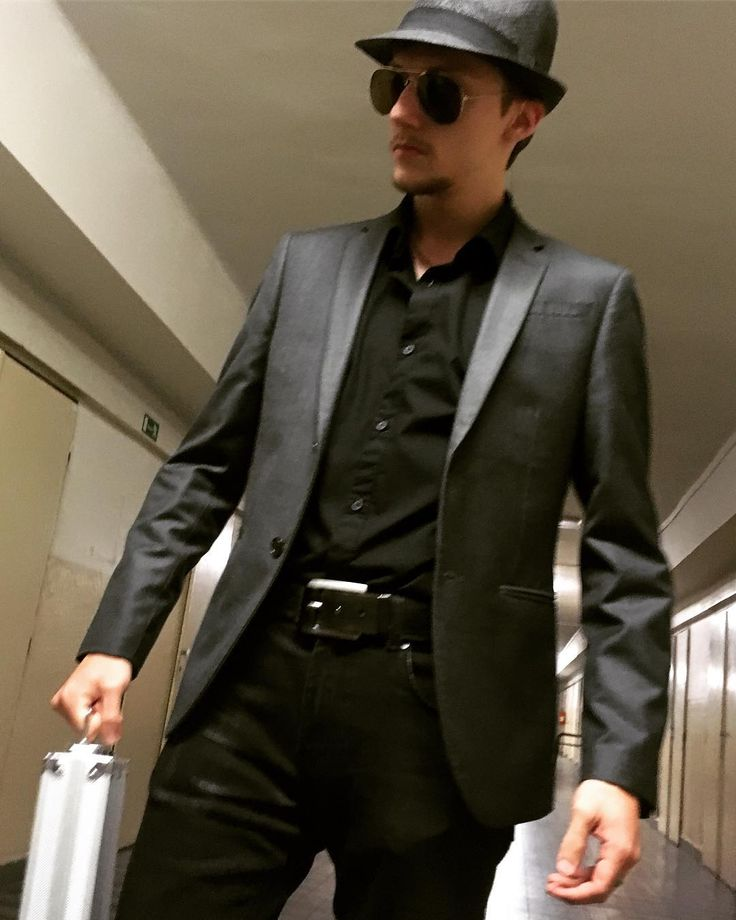 Mr. Salieri sends his regards. . . . . . . . . . #nightout #style #jacket #fedora #hat #sunglasses #black #shirt #guy #man #me #mafia #bar #awesome #stylish #badass #lifestyle #instagood #don #boss #sharp #respect