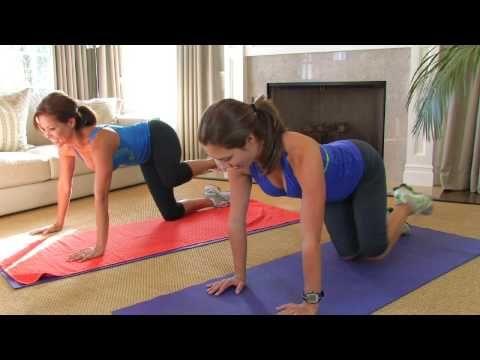 NapadyNavody.sk | 10 minútové domáce cvičenie, ktoré vám spevní zadok a boky bez fitness pomôcok