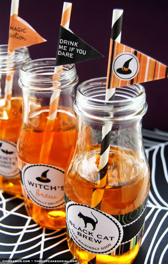 Best Halloween Labels And Party Printables Around!