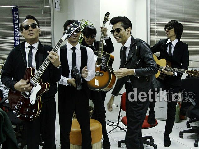 'Gila-gilaan' Bareng The Changcuters