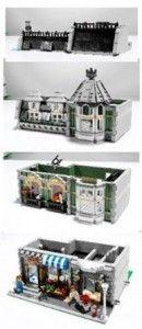 LEGO Review: LEGO Green Grocer #lego_green_grocer #lego_10190 #lego_creator_sets #green_grocer_lego #green_grocer #lego_cafe_corner #lego_creator_green_grocer #lego_market_street