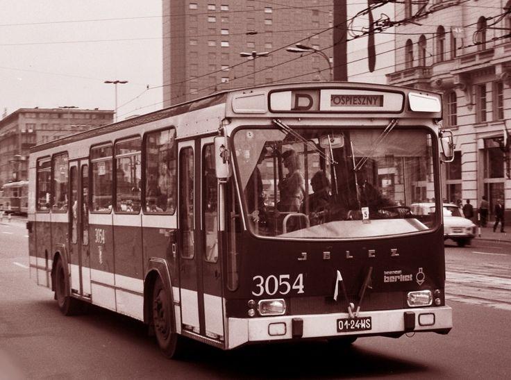 Jelcz PR100 (1973)