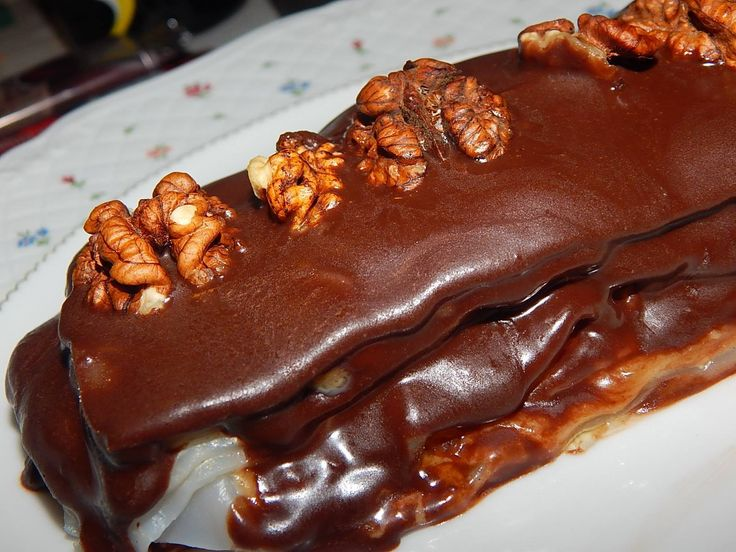 Diós rakott torta NoCarb módra   Klikk a képre a receptért!