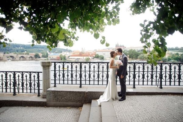 Intimate Prague wedding: http://www.stylemepretty.com/destination-weddings/2014/12/04/intimate-summer-wedding-in-prague/ | Photography: Stephan Vrzala - http://www.stepanvrzala.com/