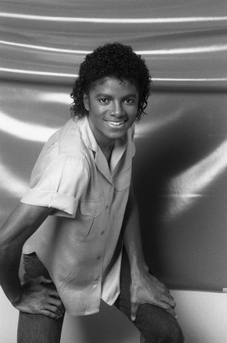 Michael Jackson by Bobby Holland (1981).