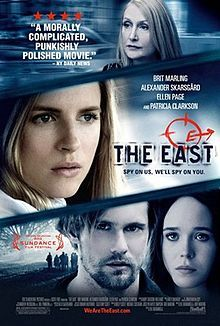 The East plays games of spin-the-bottle with erotic and homoerotic aspects as well as bathing one another. Although the film is PG-13 and shows these scenes with reservation, the cultic nature is not lost on the audience. - 3 Stars
