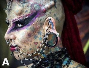 A dónde lleva la moda de los tatuajes - El Perú necesita de Fátima