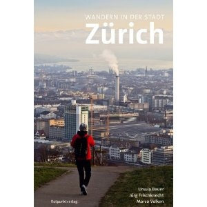 Wandern in der Stadt Zürich - just picked this up today and plan to use some of the routes for running. :-)