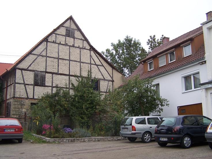 Christine's family home
