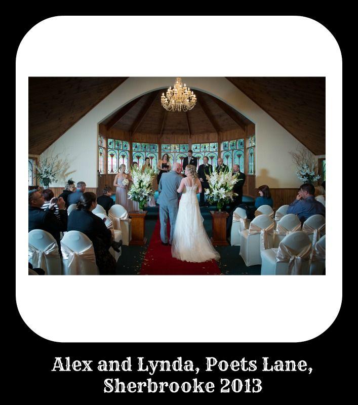 Melissa Jacob, Wedding Celebrant, Real Weddings - Alex and Lynda, Poets Lane, Sherbrooke, Victoria www.theceremonystore.com