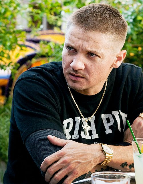 Jeremy Renner in Ben Affleck's The Town (2010)