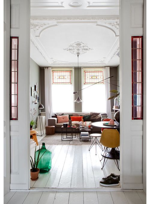 Best 25 victorian hall ideas on pinterest colours for for Melchior interieur den haag