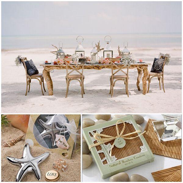 Favors Wedding Fun Beach