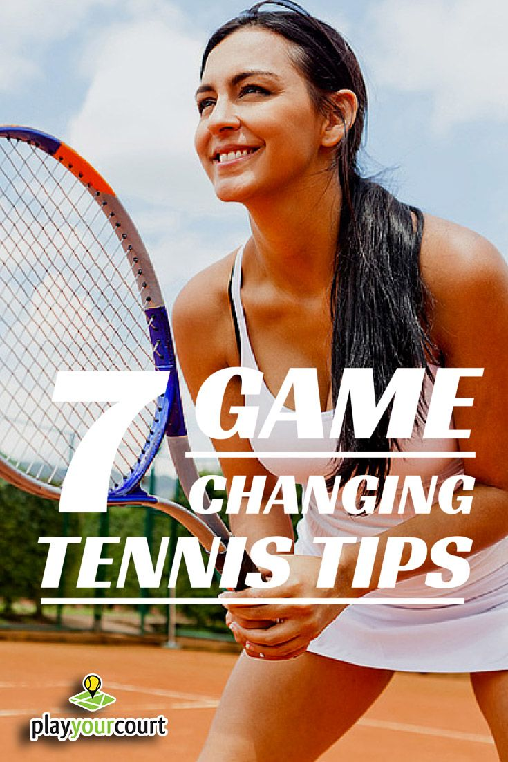 Want to win against the players that always beat you? Use These 7 Simple Tips To Immediately Improve Your Game and Win More Matches Overnight. Download our Tennis Game Changer Checklist for FREE.