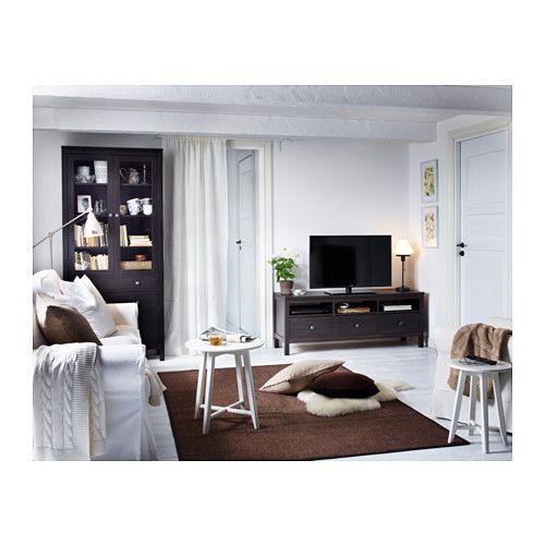 KRAGSTA Nesting tables, set of 2, white white -