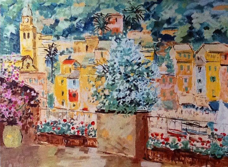Michele Cascella ~ Post-impressionist painter   Tutt'Art@   Pittura * Scultura * Poesia * Musica  