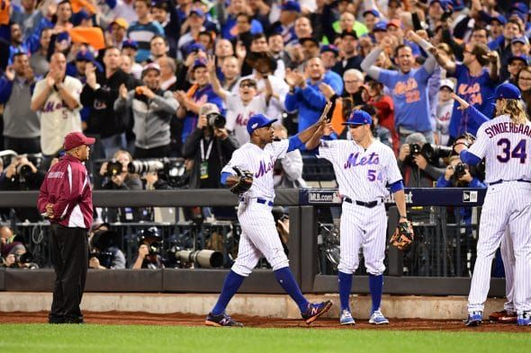 Queens, NY – October 5, 2016 – Citi Subject : Curtis Granderson (three) of the New York Mets throughout a wild card playoff recreation (Photograph by Scott Clarke / ESPN Pictures)    Many New York-space sports followerswill now be capable of do reside, native streaming of ...
