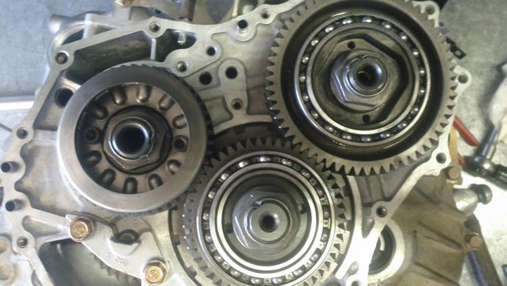 Those gears, wheels and steel represent the inner workings