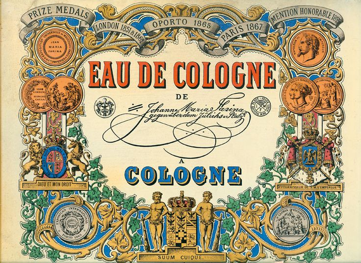 Stiati ca denumirea de colonie vine de la orasul german Koln? http://blog.iselin.ro/stiati-ca/35-stiati-ca-partea-i.html