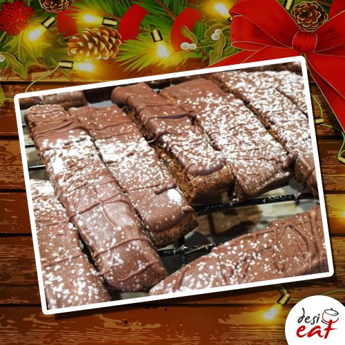 Today's Christmas recipe we believe would be cherished by all, at least at Desi Eat office we do. It's Mocha Chocolate Chip Biscoti,  http://bit.ly/DesiEatMochaChocolateChipBiscoti sent by Bianca Dastoor.  #Christmasrecipes #Christmasfood #Christmas2017 #Torontofoodie #Christmasiscoming #BlogTO  #mochachocolate #easytomakerecipes  #chocolatechip