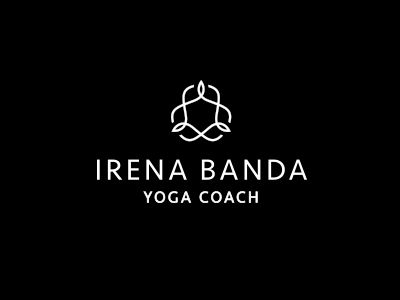 Logotype Irena Banda by Vera Matys