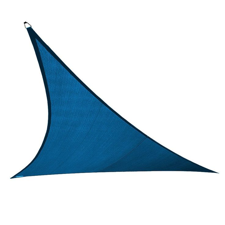 Shop Coolaroo  474 Ultra 23-ft Triangle Shade Sail with Professional Installation Kit at The Mine. Browse our shade sails, all with free shipping and best price guaranteed.
