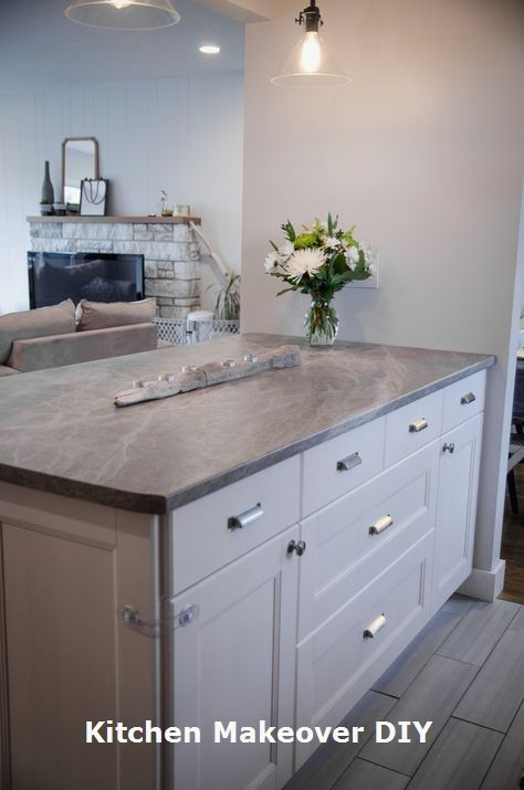 Ideas For Easy Countertops Kitchen Makeover on easy fireplace makeover, cheap easy backyard makeover, easy garage door makeover, easy bathroom makeover, ugly kitchen makeover, easy countertop coverings, diy kitchen makeover, easy concrete countertop makeover, cabinet door makeover, easy floor makeover, easy bathtub makeover,