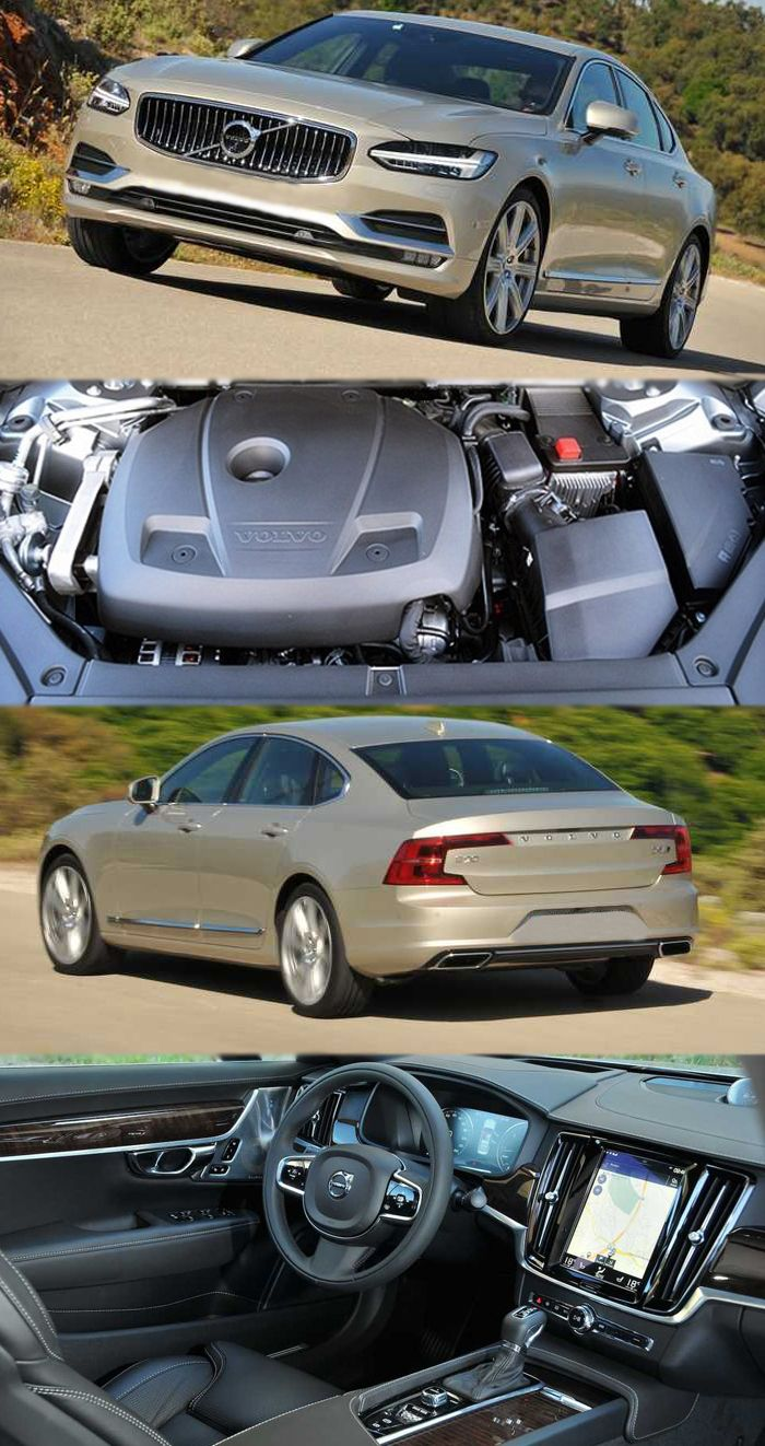 Volvo S90 D5 Offers 2.0-Litre Four-Cylinder Diesel Engine More info at: http://www.replacementengines.co.uk/car-mk.asp?part=all-volvo-engine&fuel=diesel