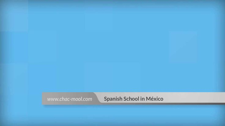 Spanish school in Mexico