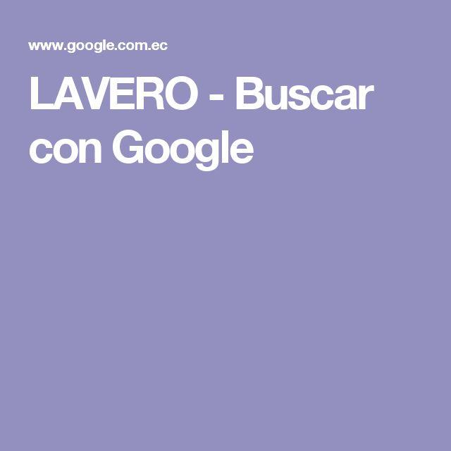 LAVERO - Buscar con Google