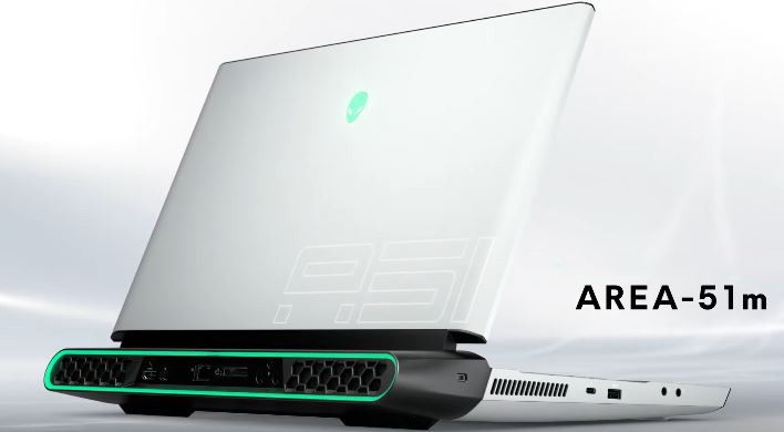 Alienware Area 51m R2 Gaming Laptop With Overclockable 10th Gen Intel Core I9k Processor In 2020 Alienware Alienware Laptop Best Gaming Laptop