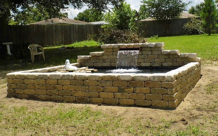 Raised formal koi pond and patio patio koi ponds and ponds Raised ponds for sale
