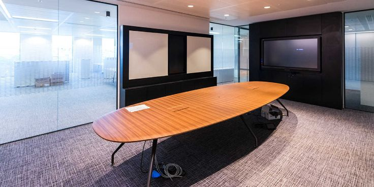 Conference room design office in London