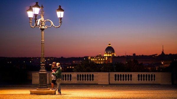 Itinerario a #Roma: 1 giorno o 1 #weekend tra i luoghi più romantici della Capitale